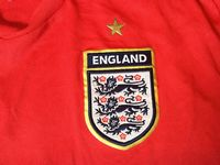 Global Classic Football Shirts | 2006 England Vintage Old Soccer Jerseys